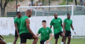 Denizlispor, Trabzonspor maçına hazırlanıyor
