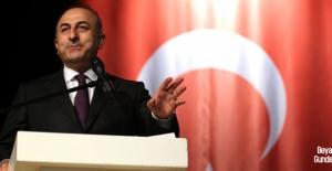 Dışişleri Bakanı'ndan Yunan'a fetih mesajı