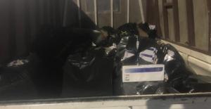 Gaziantep'te 2 bin 30 paket kaçak sigara ele geçirildi
