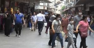 Gaziantep'te 4 bin 683 kişiye daha maske ve mesafe cezası