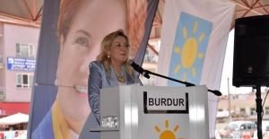 İYİ Partili vekilin skandal sözlerine tepki!