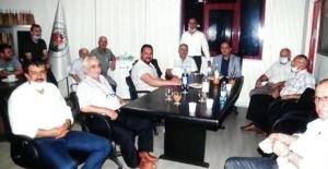 Köy ve mahalle muhtarları Başkan Demirtaş'la buluştu