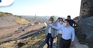 """Nevşehir Belediye Başkanı Arı: """"Bu şehri yeniden imar ve inşa edeceğiz"""""""