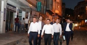 """Nevşehir Belediye Başkanı Rasim Arı, """"Laf değil iş üretiyoruz"""""""