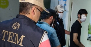 Samsun'da DEAŞ operasyonu: 9 gözaltı