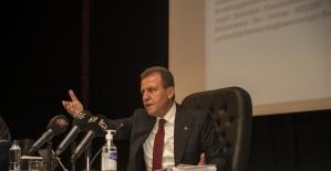 Seçer'in borçlanma talebi, sert tartışmalar ve gerginliklerle bir kez daha reddedildi