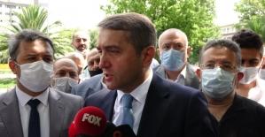 Selim Temurci emniyette ifade verdi
