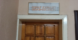 Şuhut Esnaf Kefalet Kredi Kooperatifi binası karantinaya alındı