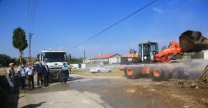 Tuşba'da ahırlar şehir dışına çıkarılıyor