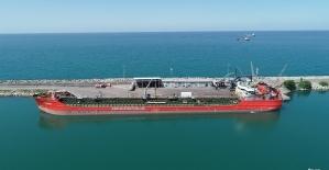 Ünye Limanı, tehlikeli madde uygunluk belgesini aldı