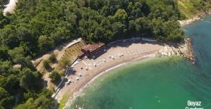 Akçakoca'da 3 Plaja Mavi Bayrak çekildi
