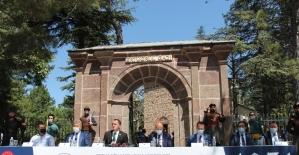 Anadolu'nun Fethi 1071 anma programın tanıtım toplantısı