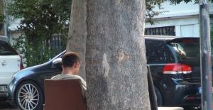 (Güncellendi) Taksim'de değnekçilik yapan bir şahıs yakalandı