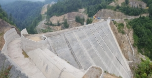 Ordu'da su barajları