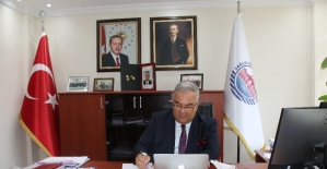 """Prof. Dr. Gerek: """"Türkiye'nin en büyük sağlık temalı üniversitesiyiz"""""""