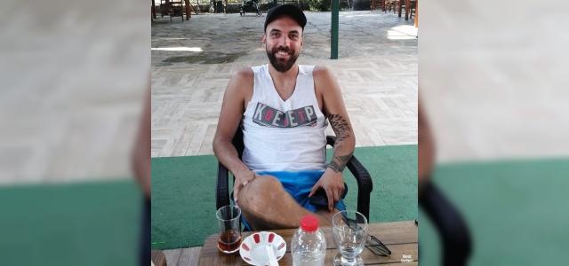 Sercan Yıldırım tatil için Muğla'da
