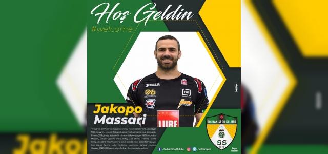 Solhan Spor, Jacopo Massari ile anlaştı