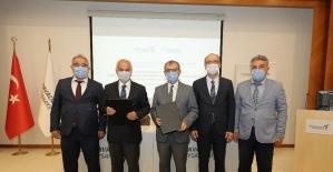 TUSAŞ ve BOREN arasında yeni kompozit iş birliği anlaşması yapıldı