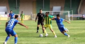 Adıyaman 1954 Spor-Alanya Kestelspor: 1-1