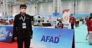 AFAD, Teknofest'te insanlık yararına teknoloji üretimine destek veriyor