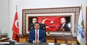 Başkan Gürkan'dan İtfaiye Haftası mesajı