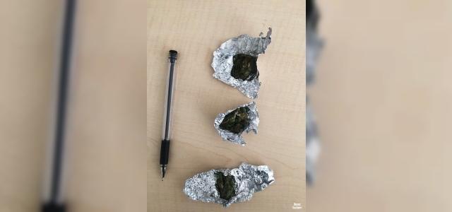 Datça'da uyuşturucu madde yakalandı
