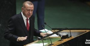 Erdoğan'dan AB'ye  Doğu Akdeniz mektubu