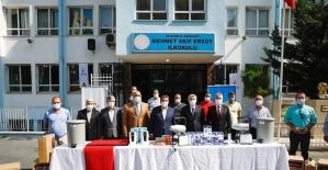 Esenler'de okullar yüz yüze eğitime hazır