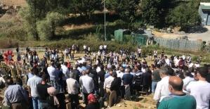 Esenyurt'ta öldürülen taksici kardeşler, son yolculuğuna uğurlandı