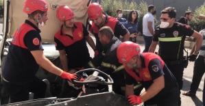 Feci kazada yaralanan 2 kişi hastanede hayatını kaybetti