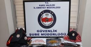 Kars'ta polis sahte marka satışına izin vermiyor