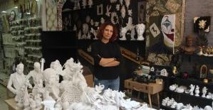 Manisalı anne hobisini iş hayatına taşıdı
