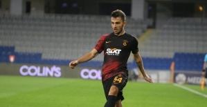 Medipol Başakşehir: 0 - Galatasaray: 1 (İlk yarı)