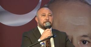 """MHP'li Başkan Baloğlu: """"Cumhur İttifakı bizim için ayrı bir gururdur"""""""