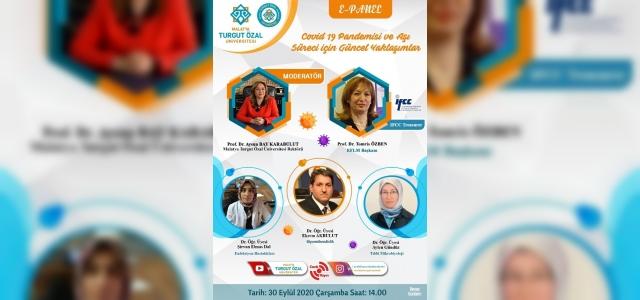 "MTÜ'den ""Covid-19 Pandemisi ve Aşı Süreci"" konulu e-panel"