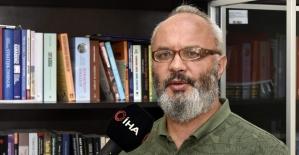 """Prof. Dr. Nafiz Maden: """"Karadeniz ve Akdeniz yeni enerji kaynaklarına gebe"""""""