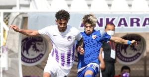 TFF 1. Lig'de Ankara Keçiörengücü haftayı lider kapattı