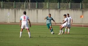 TFF 3. Lig: Çarşambaspor: 1 - Elazığ Karakoçanspor: 1