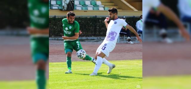 TFF 3.Lig; Muğlaspor:0 52 Orduspor: 1