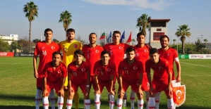 U19 Milli Takımı'nın Bulgaristan maçları aday kadrosu açıklandı