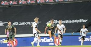 UEFA Avrupa Ligi 3. Eleme Turu: Rosenborg: 0 - Alanyaspor: 0 (İlk yarı)