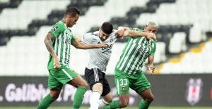 UEFA Avrupa Ligi: Beşiktaş : 1- Rio Ave: 0 (İlk yarı)