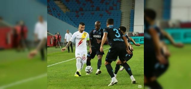 Yeni Malatyaspor'da Trabzonspor yenilgisi moralleri bozdu