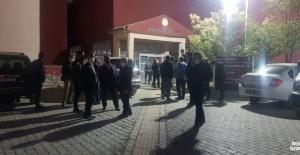 AK Parti Hakkari İl Başkanı Emrullah Gür hastaneye kaldırıldı