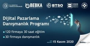 BEBKA'dan firmalara,dijital pazarlama danışmanlık programı