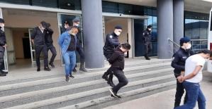 Bursa'daki zehir operasyonuna 10 tutuklama