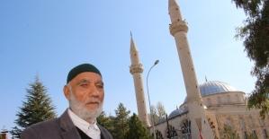 """Camii taş ustası Hümmet Gökçe: """"İlgisizlik üzüyor bizi"""""""