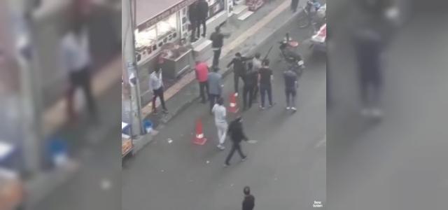 Diyarbakır'da alacak verecek tartışması meydan kavgasına dönüştü: 2 yaralı