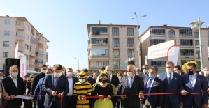 Iğdır'da '4. Bal Tanıtım Günleri' başladı