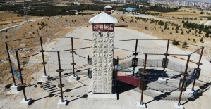 Karaman'a Macera Parkı'nda sona yaklaşıldı